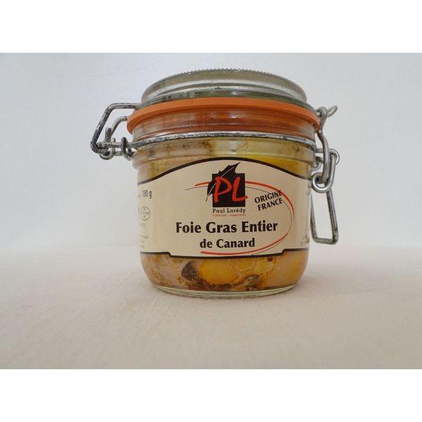 Foie gras entier de canard le panier limousin - Cuisiner un canard entier ...